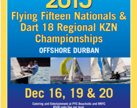 FF15 Nationals and Dart 18 Regionals