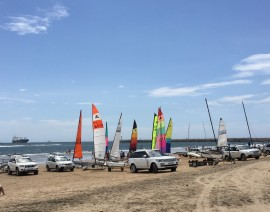 Hobie 14 Nationals Training Update: Week 1
