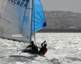 Wrap up for ISAF Youth Worlds