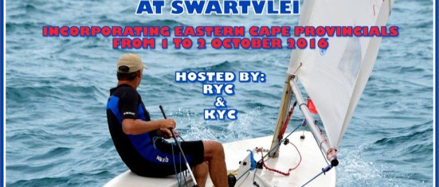 Laser Nats Poster Swartvlei