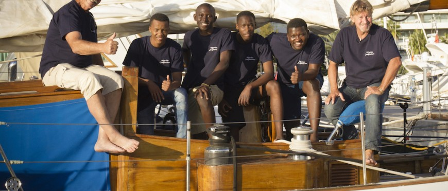 Marine Inspirations' voyage of a lifetime boosts young South Africans' superyacht and maritime career prospects