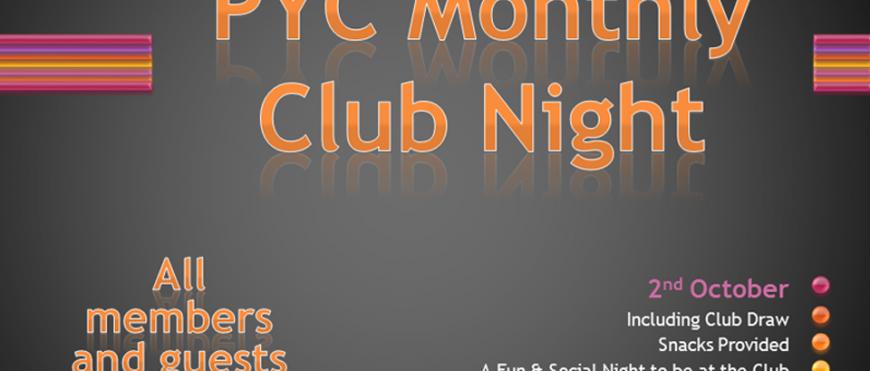 PYC Monthly Club  3