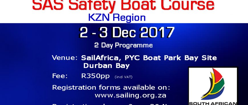 SB Course – KZN SailAfrica 122017 copy