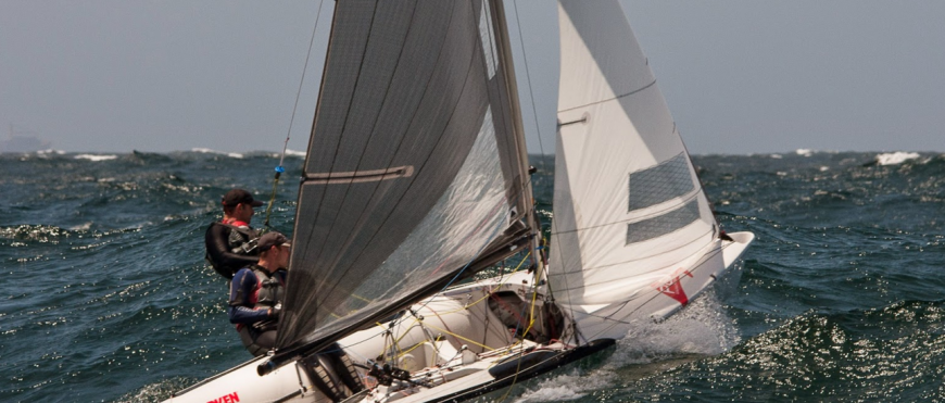 Chatting to 505 Sailor Thomas Funke