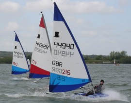 Dinghy Class Champs Day 1