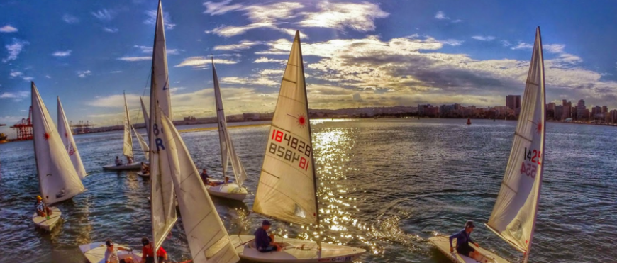 Point Yacht Club Dinghy Class Champs and Royal Natal Yacht Club North South Race