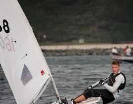 Cape Town sailors do well in the SA Laser Nationals