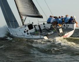 Lumpy seas at Vasco