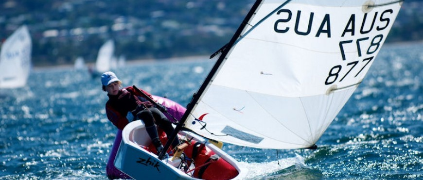 Optimist African Championship Gold