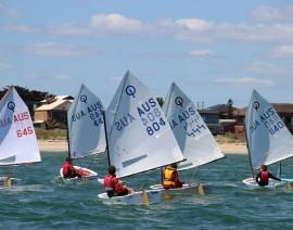 Optimist African Championship Silver