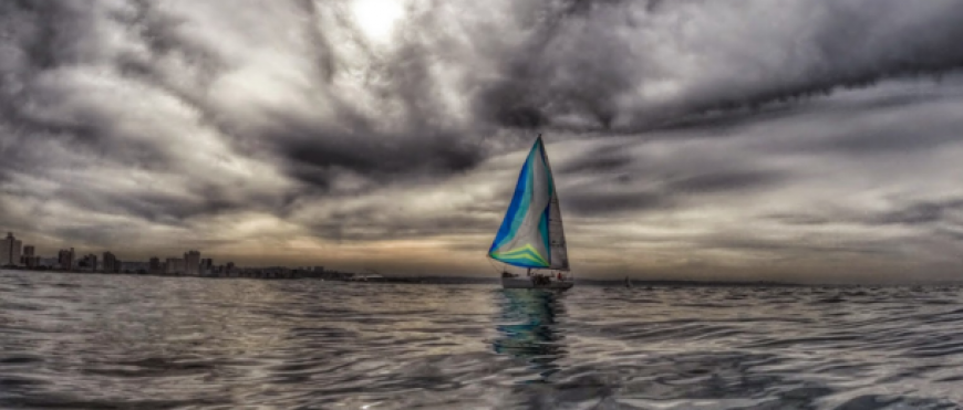 Q&A with awesome sailor, Mike Kavanagh from Ray of Light