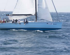 Mauritius to Durban Ocean Race – 2nd Entry Received from 'Rocket'
